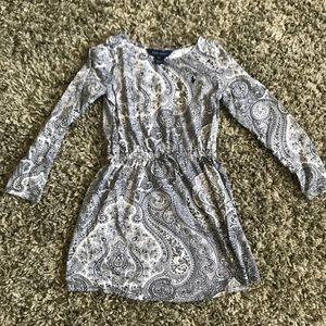 Girls Ralph Lauren Dress Size Small (7)